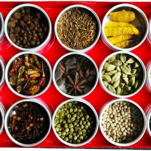 Kerala Spice box
