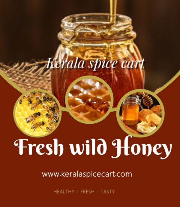 kerala wild honey